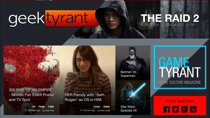 Geek Tyrant